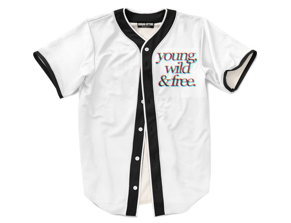 Young Wild Free Jersey