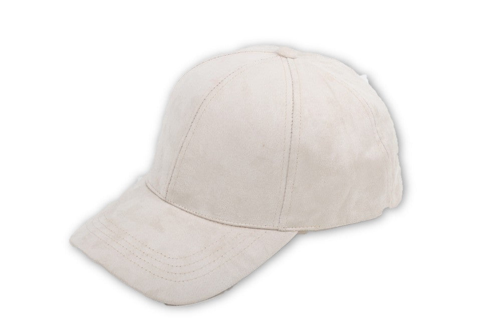 Light Suede Cap