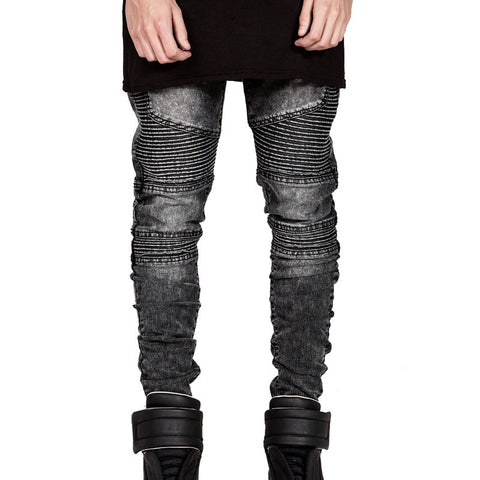 Light Black Skinny Jeans