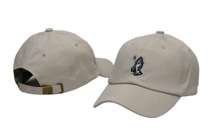 Cream 6 God Cap