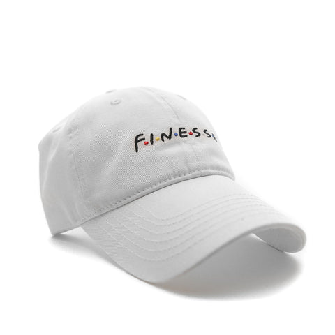 White Finesse Cap