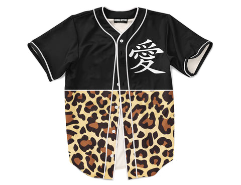 Cheetah Japanese Jersey