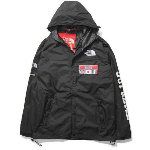 NORTH FACE X SUPREME JACKETS