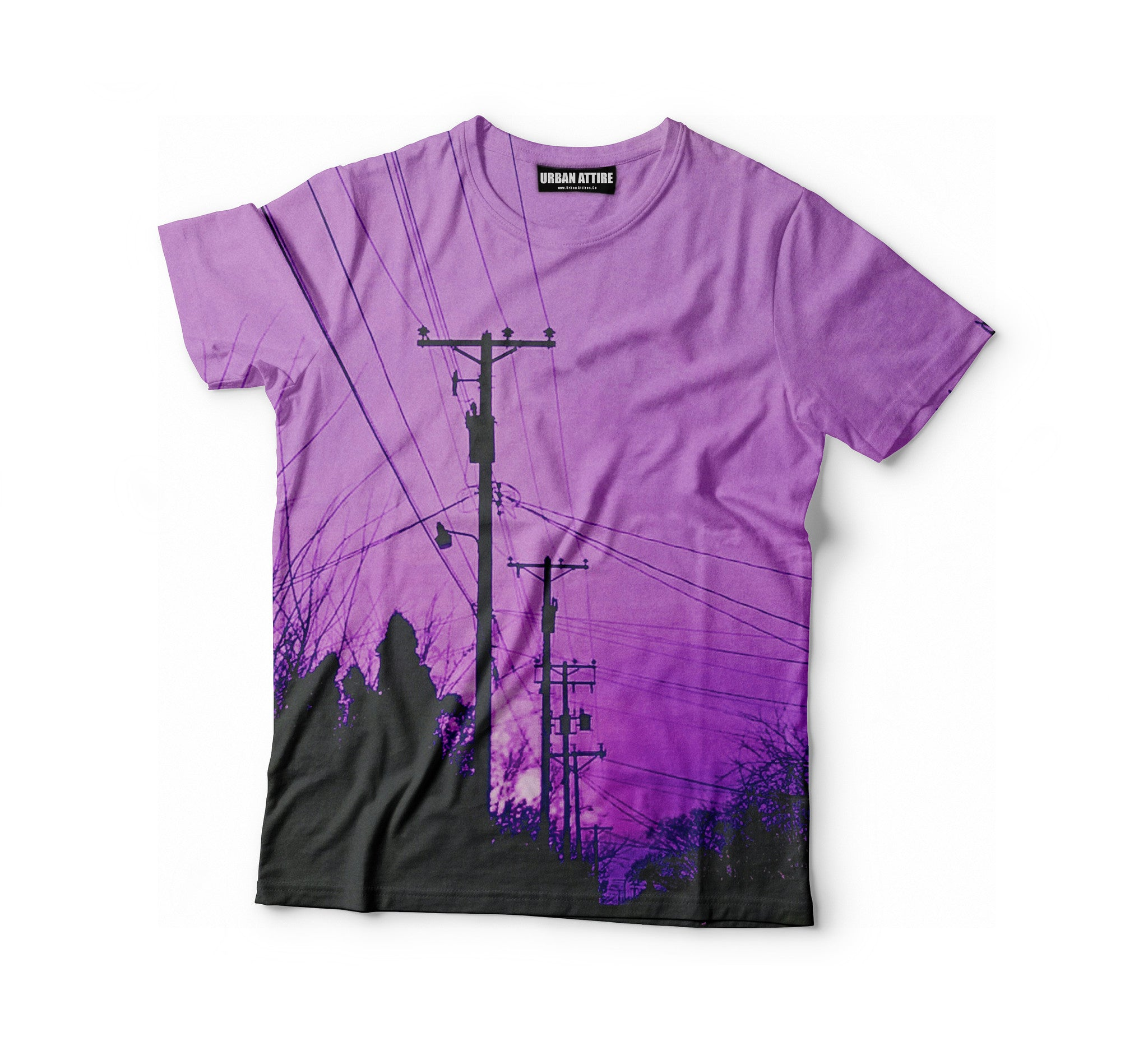 Purple Skies Shirt