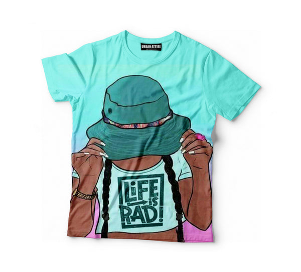 Life is Rad Shirt