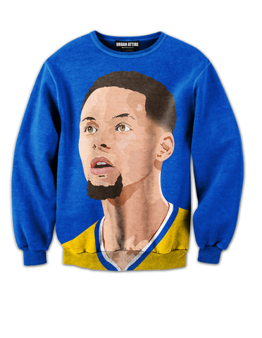 Curry Crewneck
