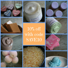 Save 10% through June 30th with coupon code SAVE10
