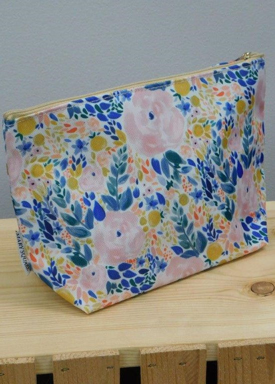 Autumn Blossom - Medium Carryall