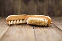 Nail Brush - Wooden