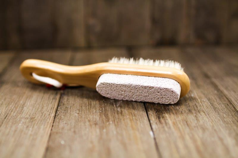 Pumice Brush Wooden