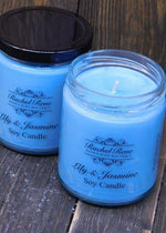 Lily & Jasmine Soy Candle