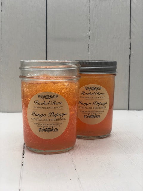 Mango Papaya - Crystal Air Freshener