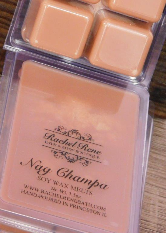 Nag Champa Soy Wax Melts