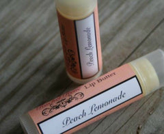 Peach Lemonade - Lip Butter