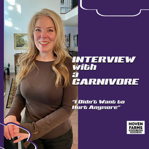 "Interview with a Carnivore : ""I Didn't Want to Hurt Anymore"""
