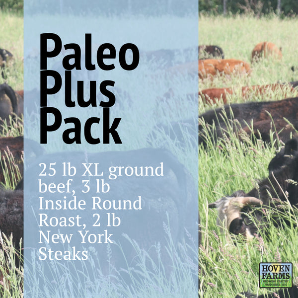Paleo Plus Pack