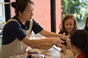 Culinary World Tour (Kids Cooking Course)