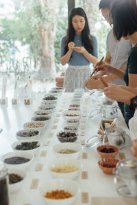 Apoteacaryᵀᴹ Workshop : Healing With Teas