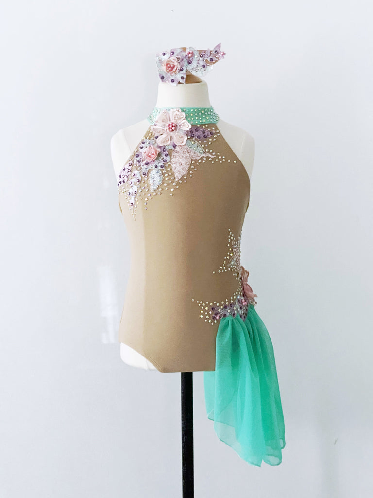 CM 8 Mint Pastel Lyrical Costume
