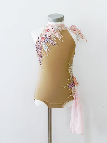CS 6 Pink Pastel Lyrical Costume