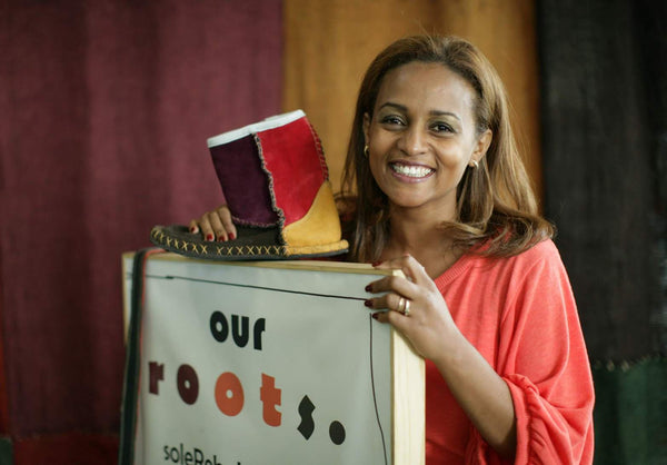 CNN MONEY : Ethiopian Shoe Designer Aims For Repeat Success With Coffee