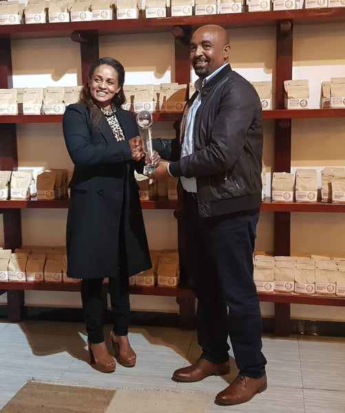 Garden of Coffee named #1 Ethiopian Roasted Coffee Exporter