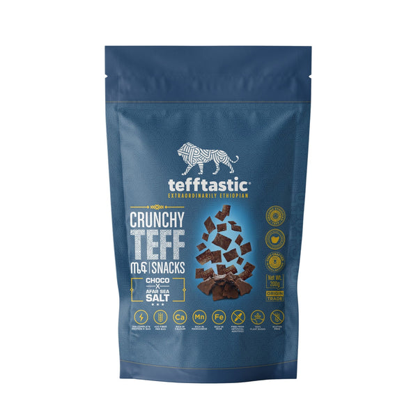 Tefftastic Snacks Multi-Pack - CHOCO x Afar Sea Salt