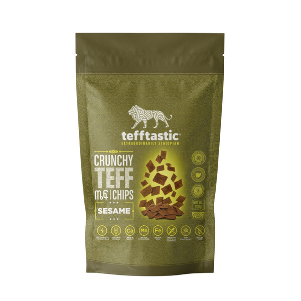 Tefftastic Chips Multi-Pack - Sesame