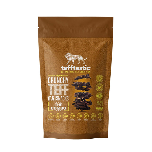 Tefftastic Snacks Multi-Pack - the COMBO