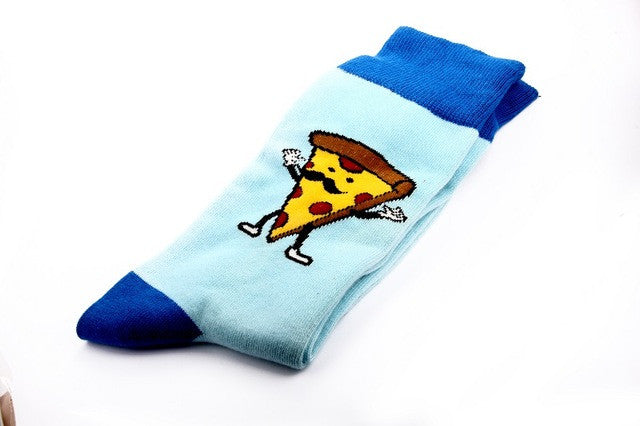 Free Pizza Socks
