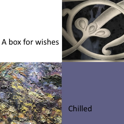 A Box for Wishes (Writing Challenge)