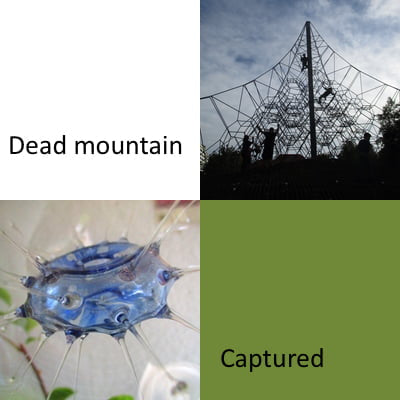 Dead Mountain (Writing Prompts)