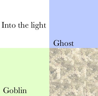 Into the light (Writing Prompts)