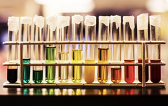 Pee a Rainbow: Scientist Snaps Shot of Colorful Urine — LiveScience