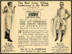 Men's Edwardian underwear