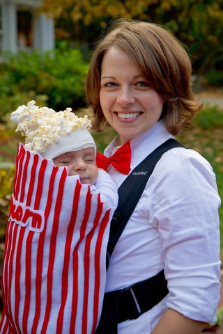 Buttered Popcorn Mommy & Me Costume