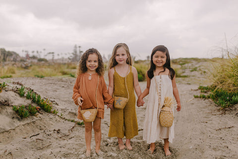 Sea and Grass Areeya Fund | Sustainable Fashion Clothing for Kids