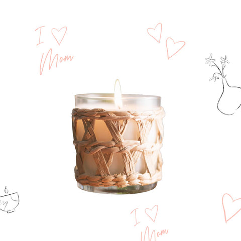 candle for mom