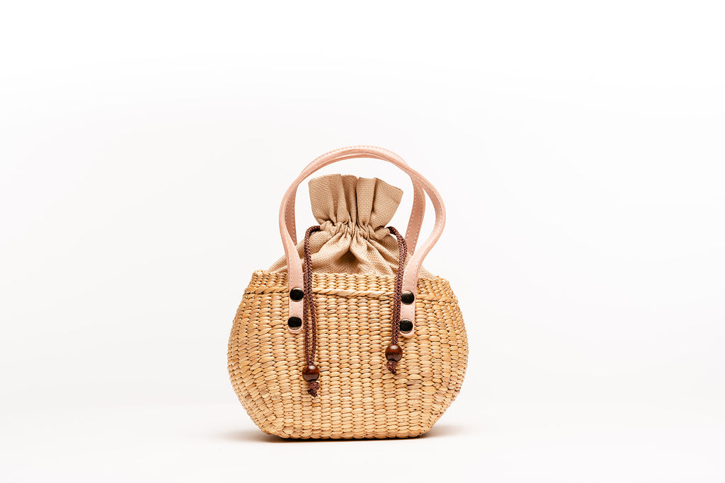 Mini tote-Tan (more colors)