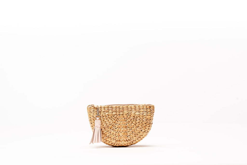 Casey Pouch with Tassel