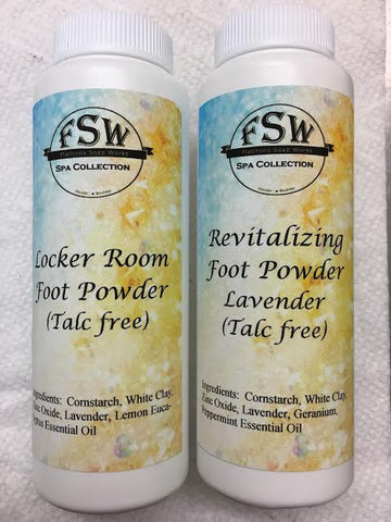 Spa Collection - Foot Powder Talc Free