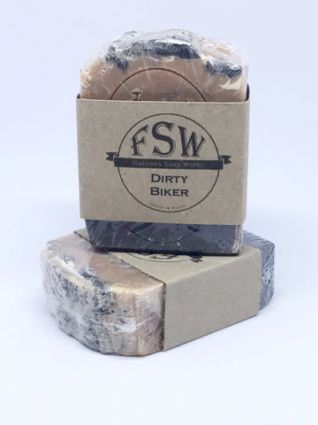 Beer Soap - Dirty Biker