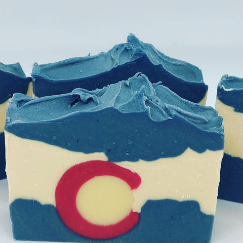 #1 Beer Soap - Moon Over Colorado