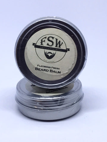 Men - Flatirons Fresh Beard Balm