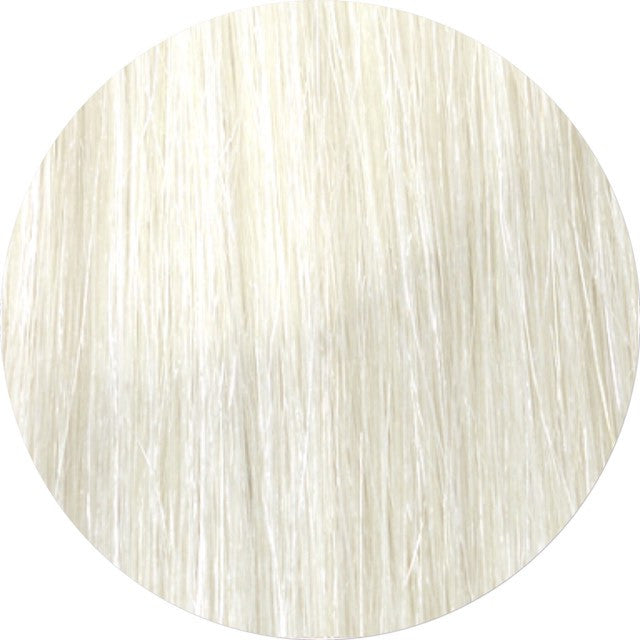 White Blonde Hair Extensions Clip In New Zealand Belle Couture
