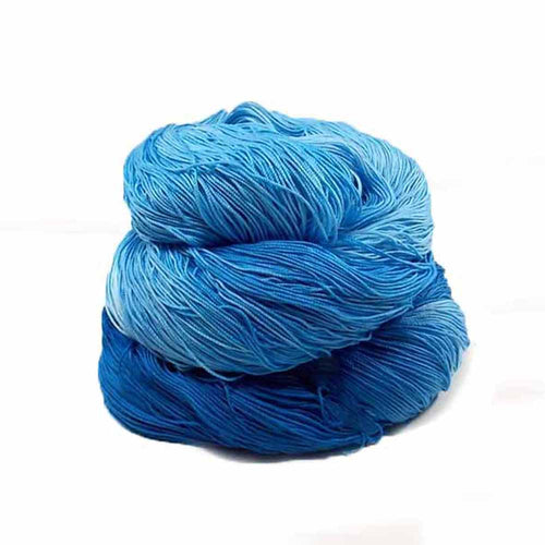 hand dyed cotton crochet thread by nothingbutstring