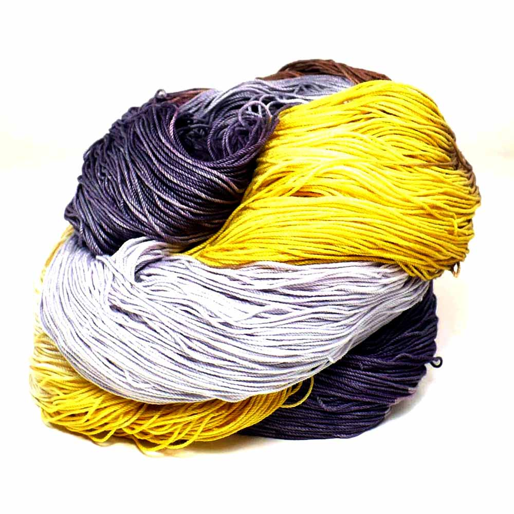 Fine Cotton Crochet Yarn