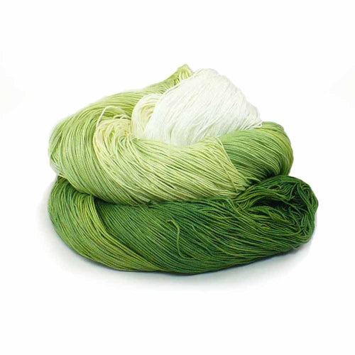 Green Ombre Thread by Nothingbutstring