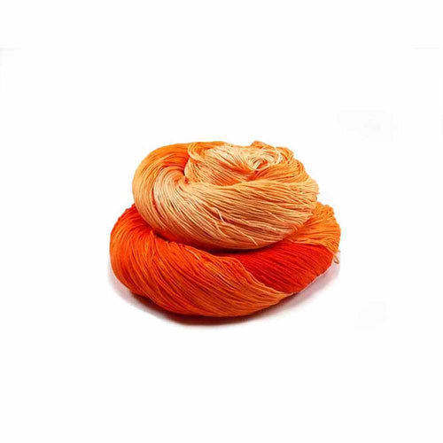 Orange Ombre Thread by Nothingbutstring