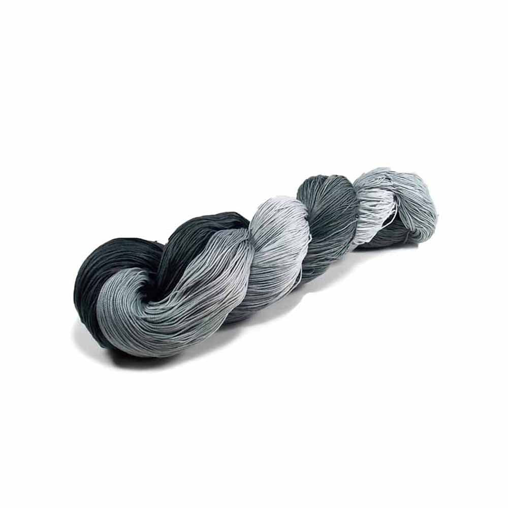 Gray Ombre Thread by Nothingbutstring